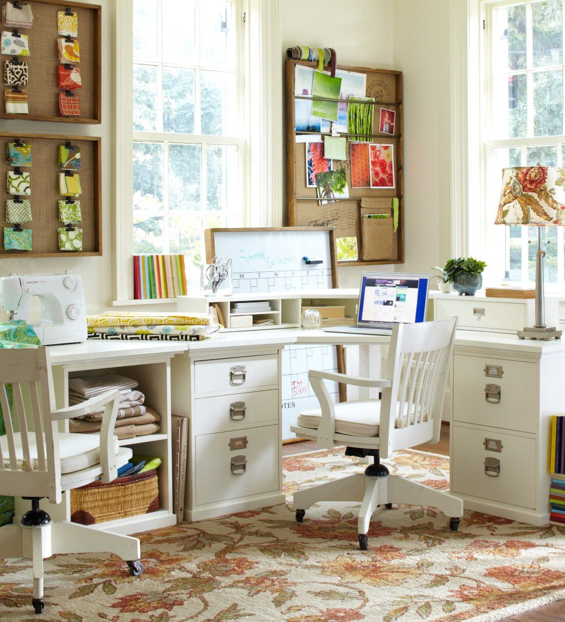 West Elm And Pottery Barn To Open In Australia Home Office Furniture Modular Desk Office Inspiration