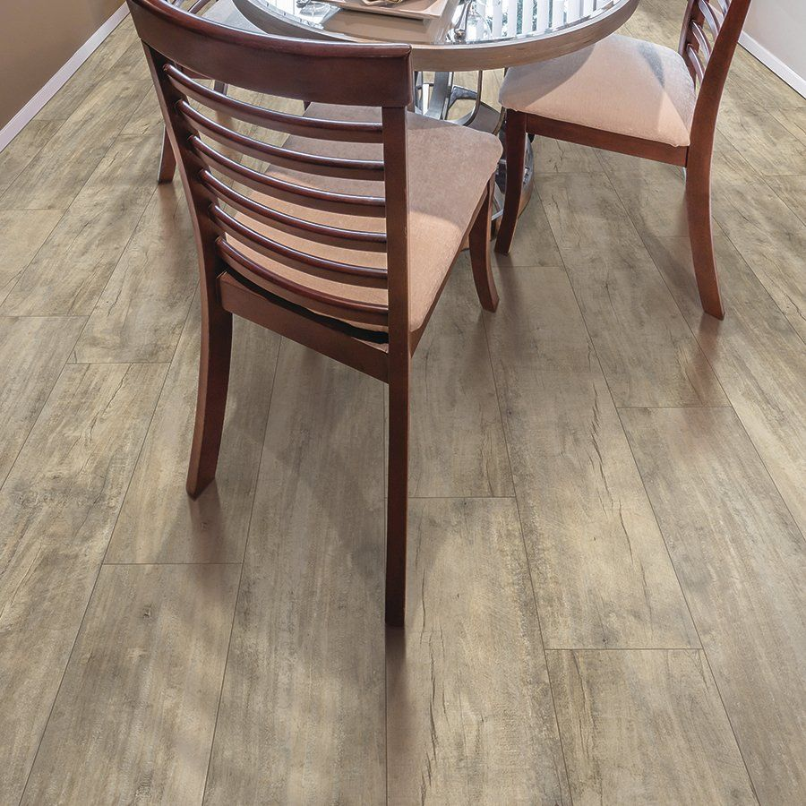 Luxury vinyl flooring bathroom - Shop Mohawk Lindale Plus X Antique Sable Locking Luxury Vinyl Plank At Lowe Canada Find Our Selection Of Vinyl Flooring At The Lowest Price Guaranteed
