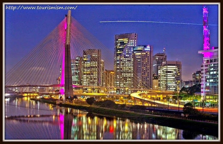 Sao Paulo, Brazil : Sao paulo is the biggest metropolitan city in Brazil country. It was center for Portuguese when they ruled over it therefore many more heritage museums, places and architectural things is situated in Sao Paulo.