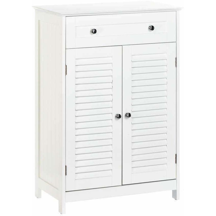 Nantucket White Storage Cabinet Or Bedside Table White Storage Cabinets White Storage Storage