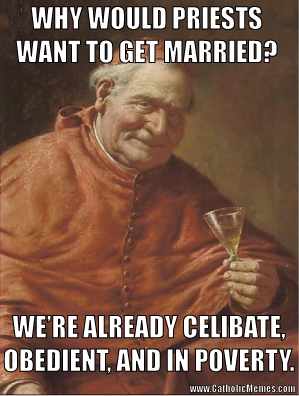 Why Would Priests Want To Get Married Were Already Celibate