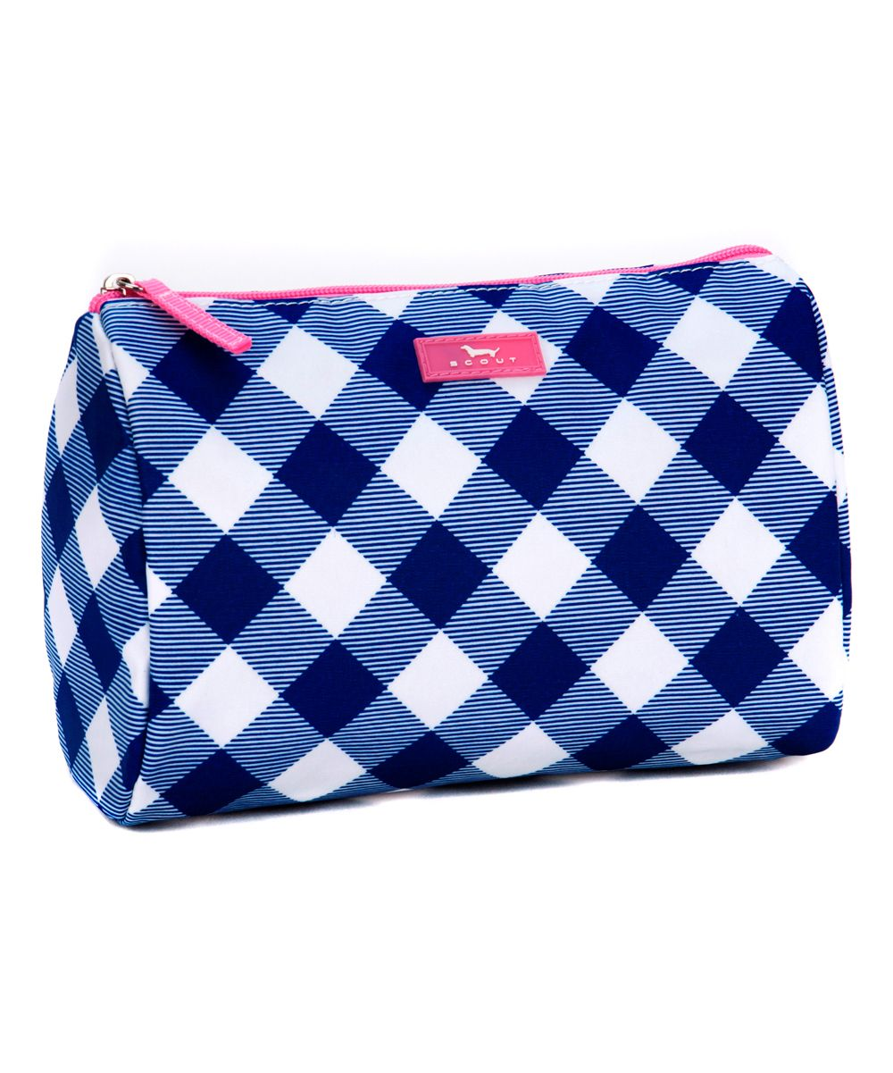 Checkered Past Packin' Heat Cosmetic Bag Scout bags