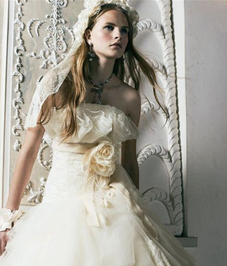 Enchanting Jill Stuart Bridal | Wedding Dresses | Pinterest ...