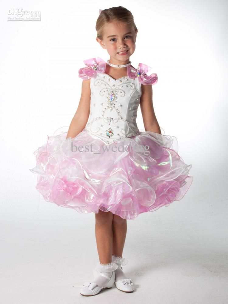 10  images about Pageant on Pinterest - Girls pageant dresses ...