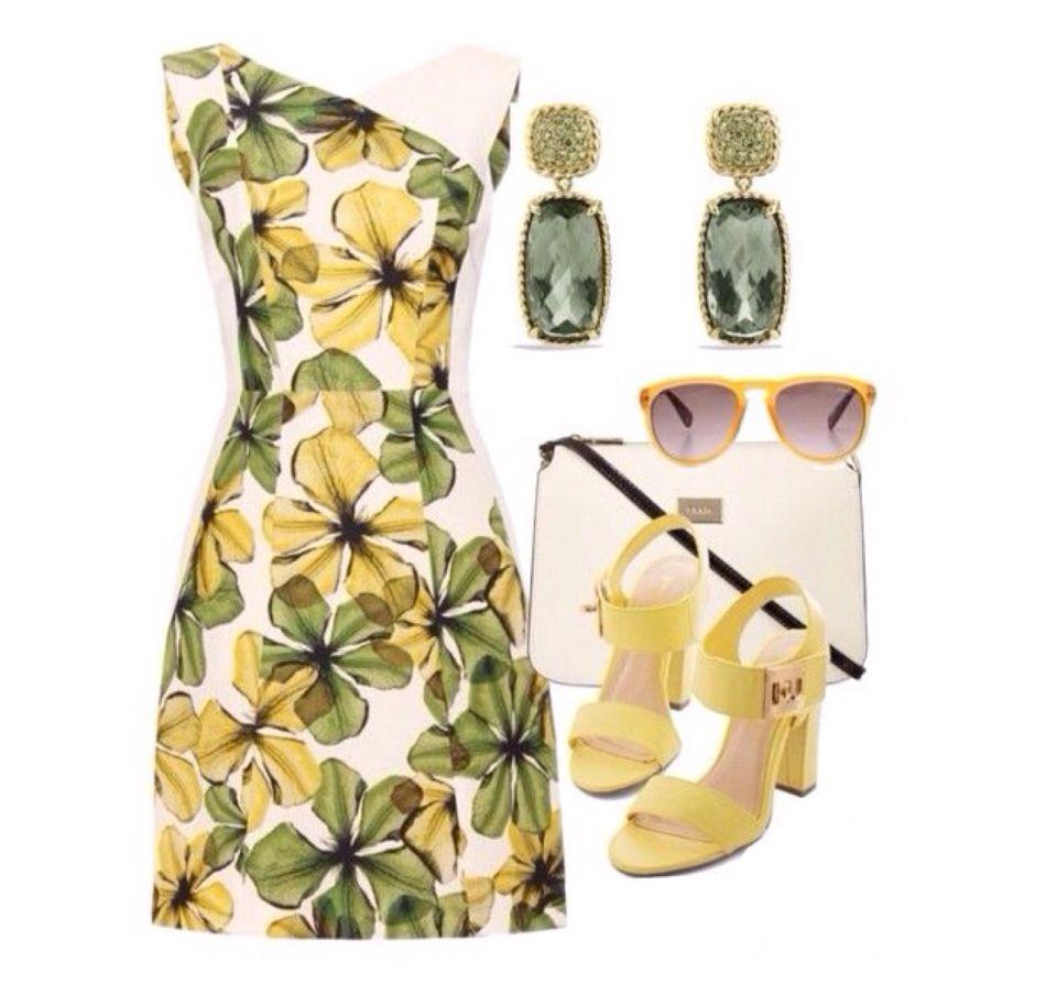 Outfit la Primavera llega con las flores