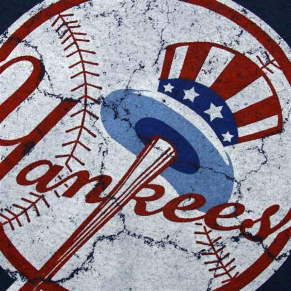 New York Yankees Painted Logo Nice Tattoo Idea New York Yankees Logo New York Yankees Vintage New York