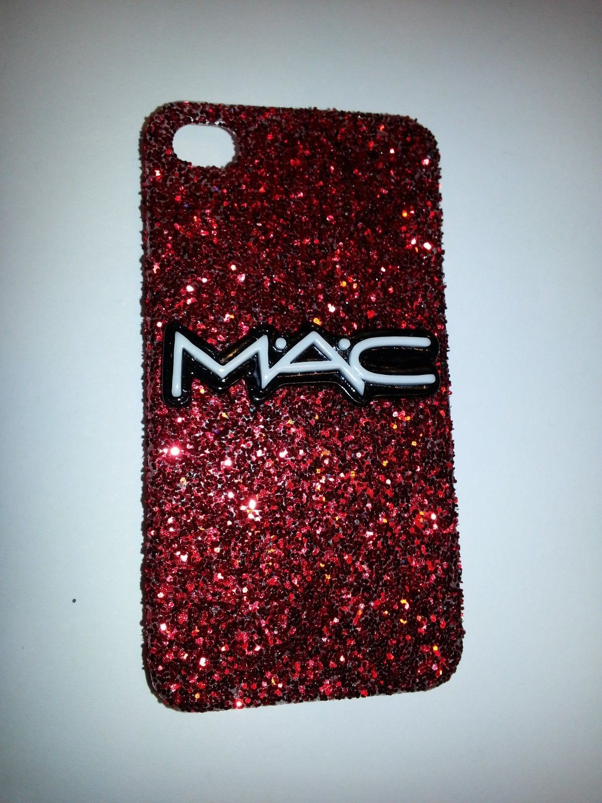 Custom made Mac Makeup bling phone case Compatible Brand ...