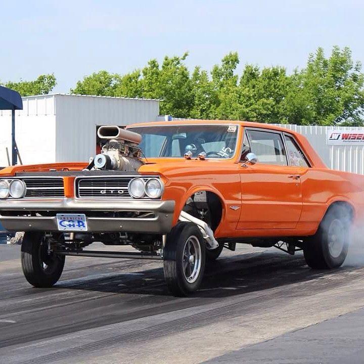 Pontiac Gto, Drag Cars, Cars