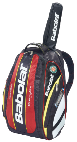 2014 French Open Backpack Team Line www.babolat.com