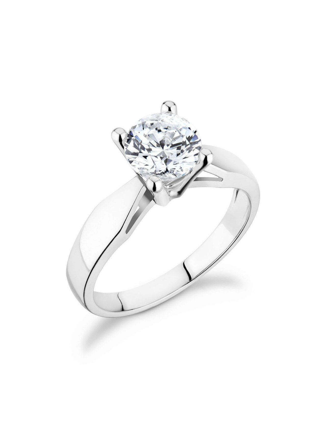 Bella Diamonds 17 Tcw Diamond Solitaire Ring Ideel In 2020 Engagement Ring Buying Guide Diamond Solitaire Rings Amazing Jewelry