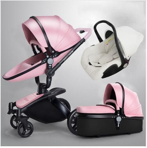Luxury Baby Stroller Plus Baby Car Seat Baby Pinterest Baby
