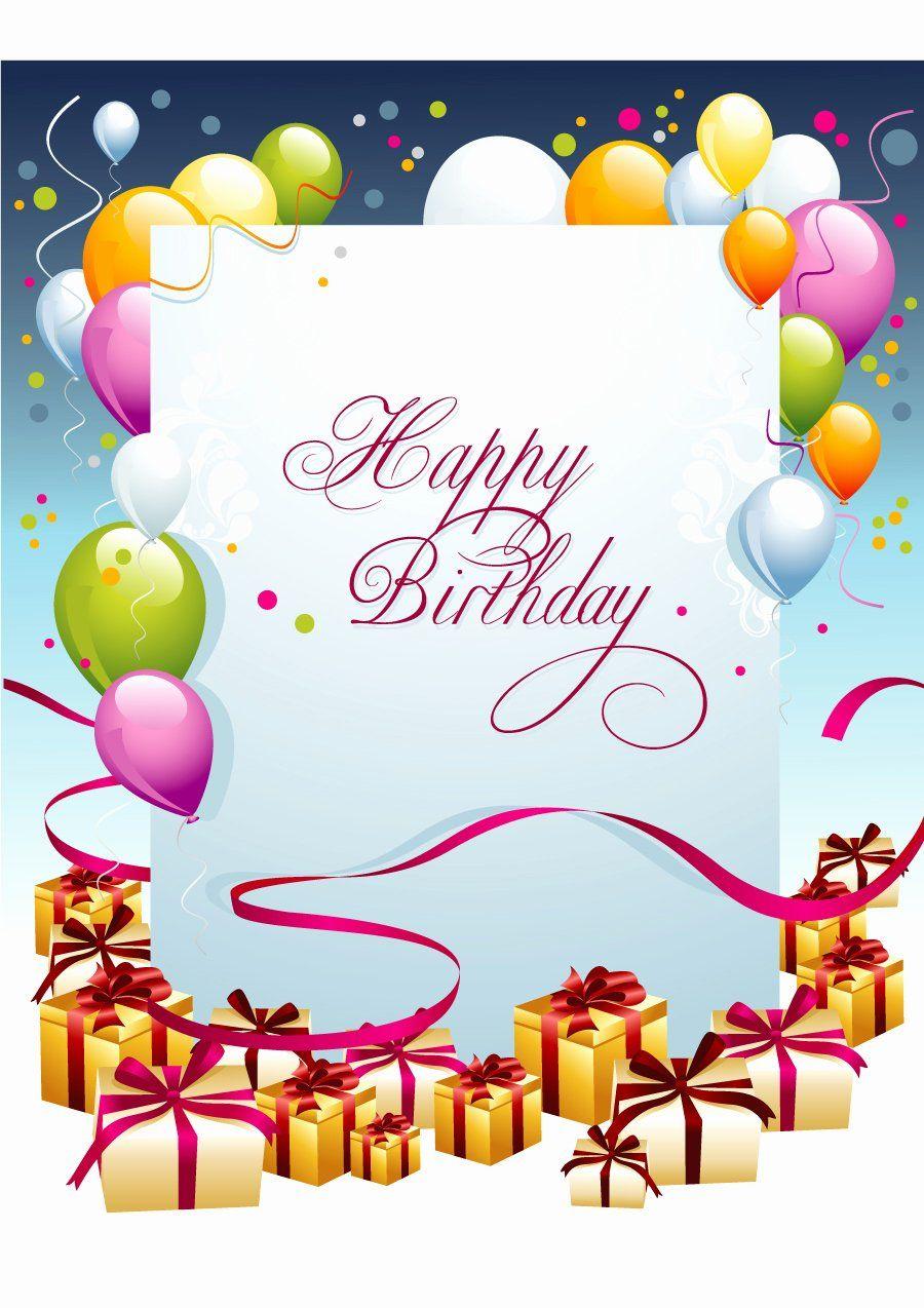 Birthday Card Template Photoshop Elegant Template For Birthday Card Remar Free Birthday Card Download Birthday Cards Free Printable Birthday Cards
