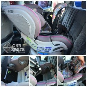Car Seat Basics Installing A Britax Clicktight Convertible Car Seat Car Seats For The Littles Car Seats Convertible Car Seat Car Seat Installation
