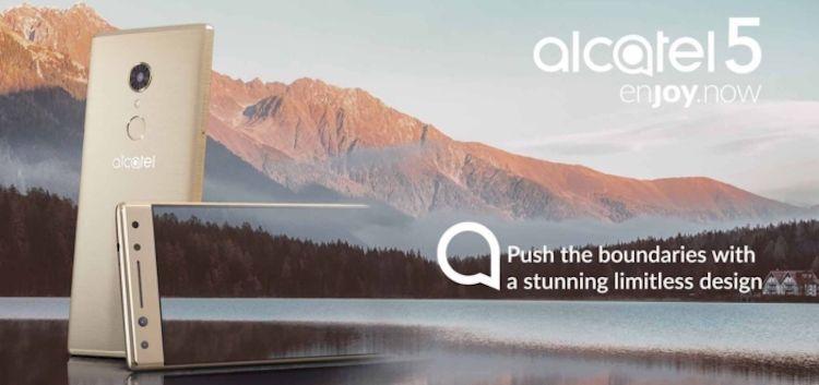 6ee6629ec93 alcatel-5 Conoce lo nuevo de Alcatel en la Mobile World Congress 2018