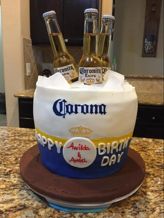 Project Cake Decorating Class In 2019 Corona Beer
