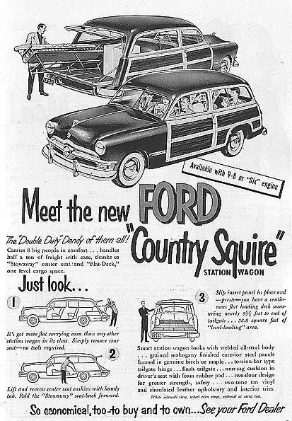 Ford, Awww el abuelito de la Edge!