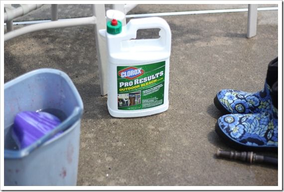 Clorox Pro Results Outdoor Bleach