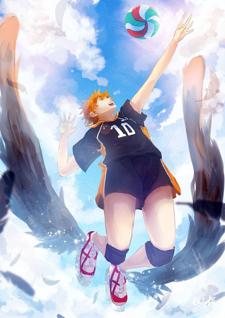 Fly By Eg Star Haikyuu Haikyuu Anime Haikyuu Karasuno