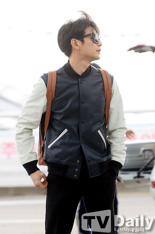 160312 Minho - Incheon International Airport to Berlin