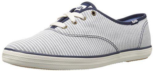 Keds-Womens-Champion-Chambray-Stripe-Fashion-Sneaker