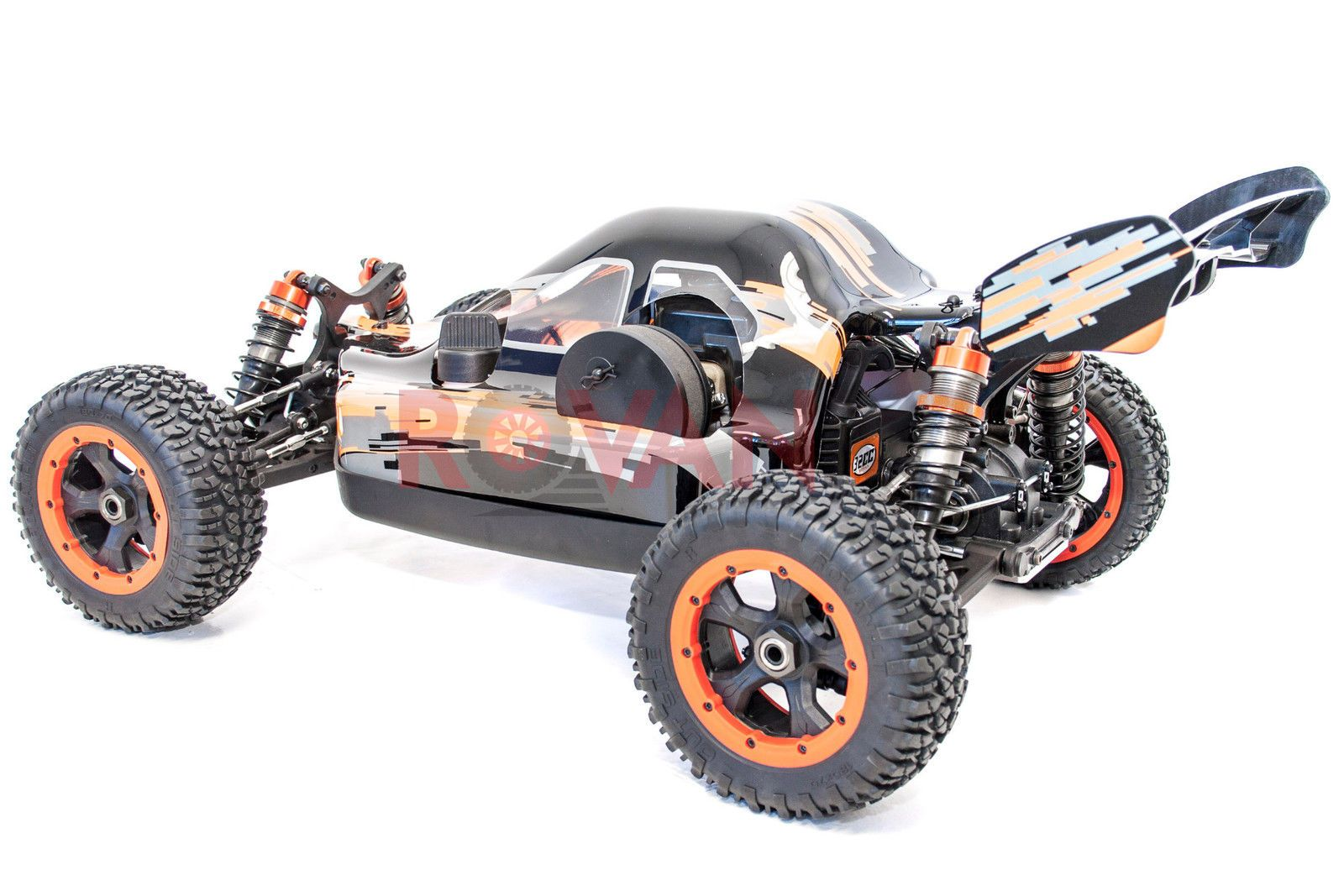 NEW Rovan 1/5 Scale SLT360 36cc Gas 4WD Buggy RTR LOSI