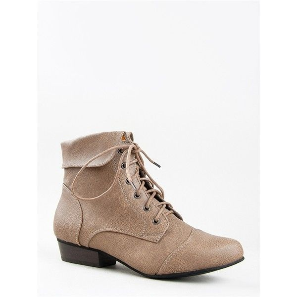 6ad4357afa329 NORTH Studded Shoe Boots liked on Polyvore featuring shoes