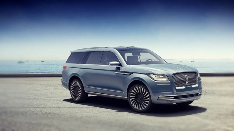 2020 Lincoln Navigator First Look Price And Specs Lincoln