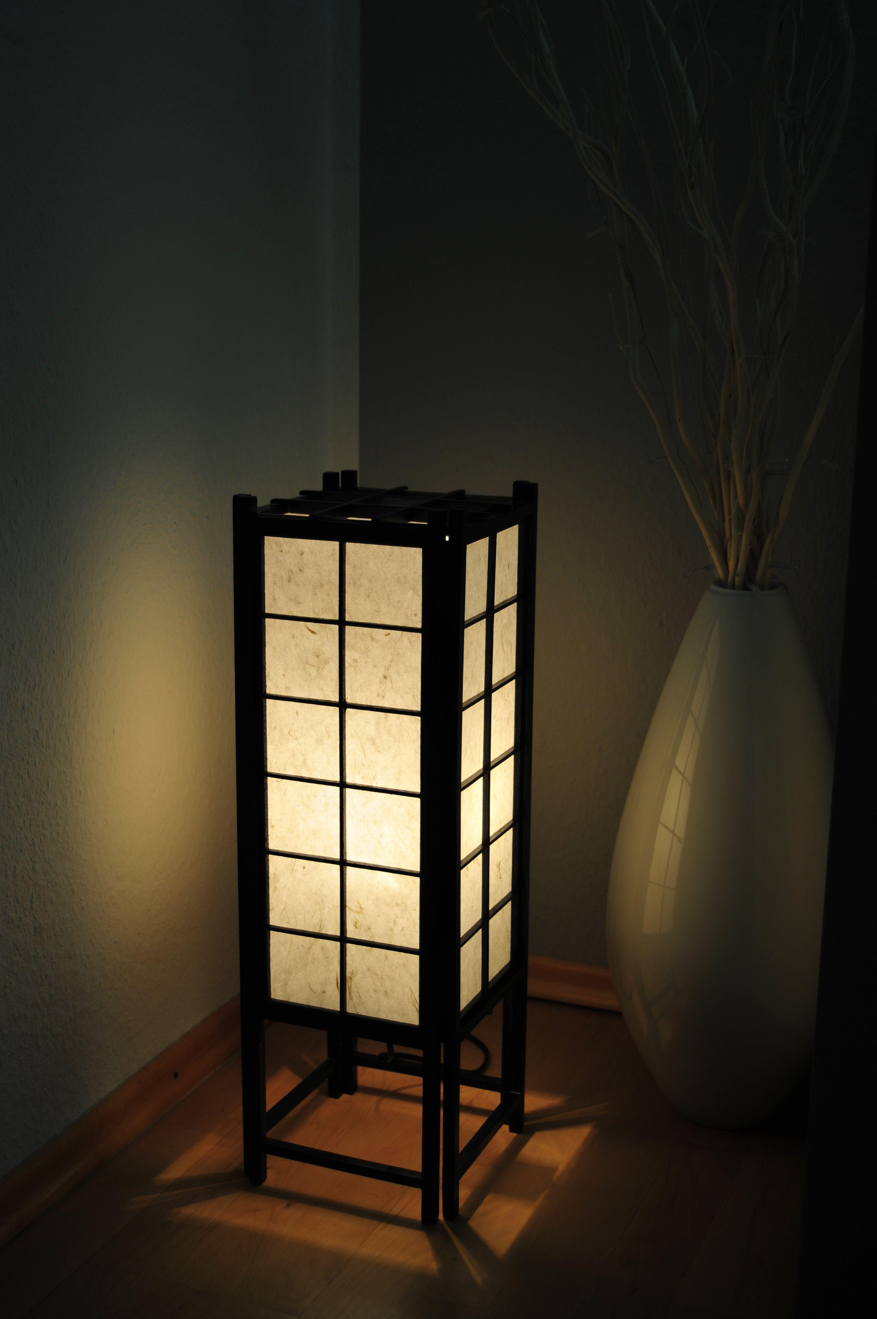 Japanische Lampe Kumo Tatamilite Japanische Lampen Lampe Japanische Dekoration
