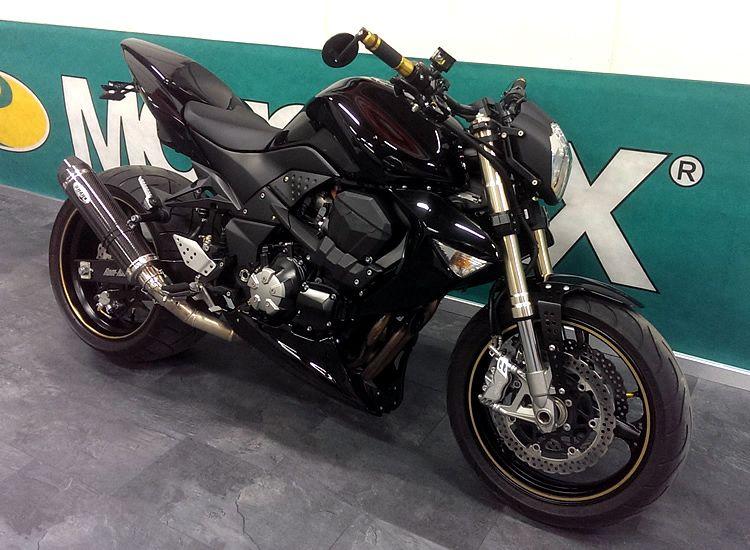 Rom-Racing - Kawasaki Z1000 (2007-2009)