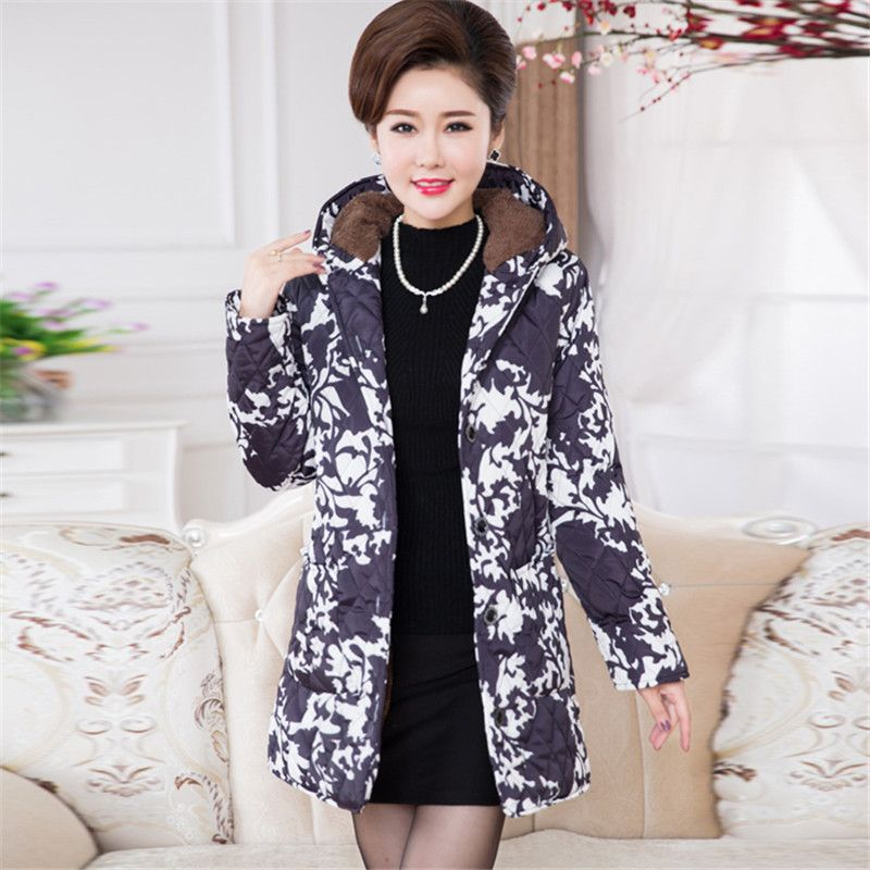 2650bb585e5 plus size xl-4xl 5xl 6xl Jackets for woman Tops New winter jacket women  coats autumn parkas style casual dress brand clothing  Affiliate