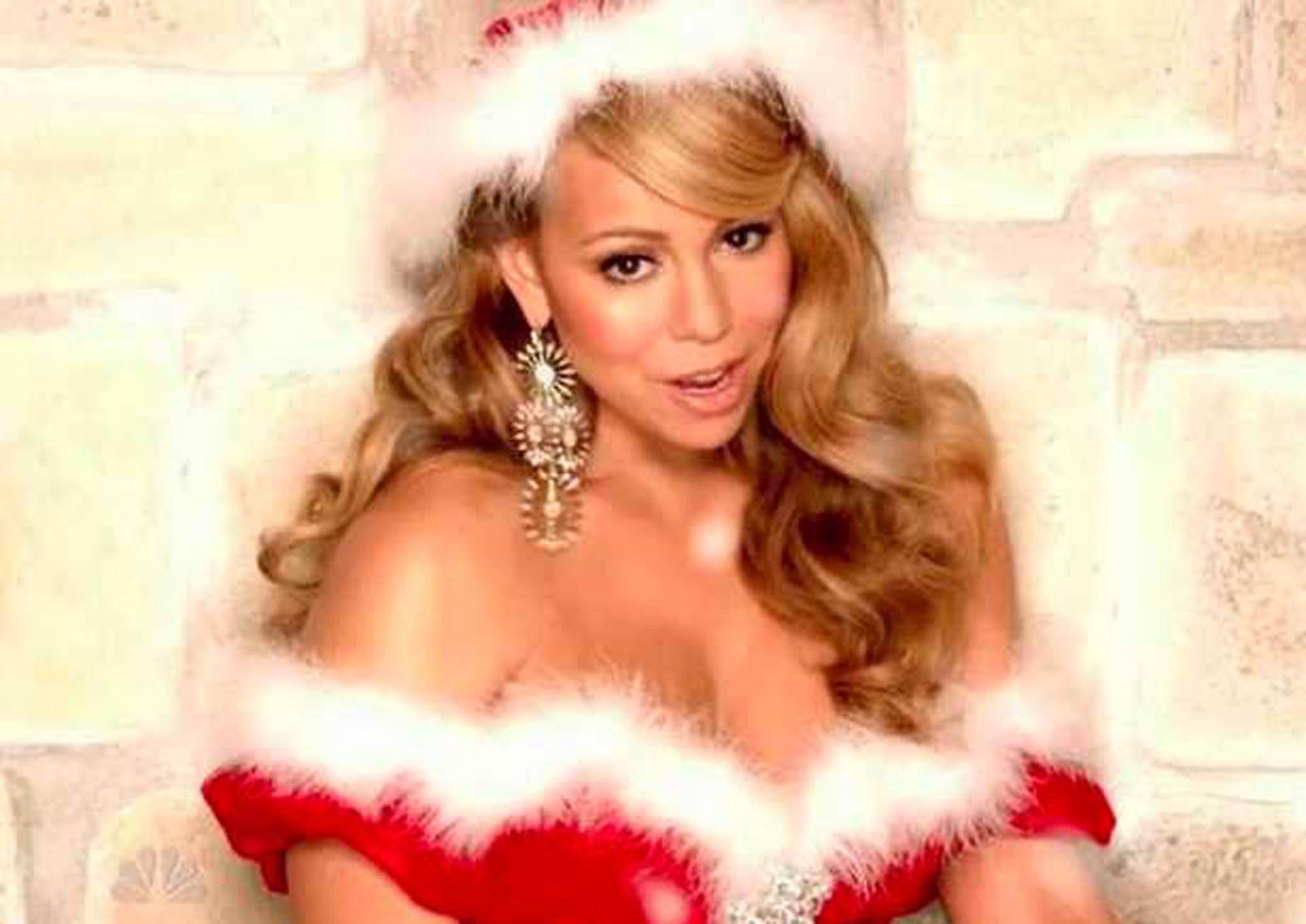 Mariah Carey's 'All I Want for Christmas is You' breaks a million sales | Mariah carey, Mariah ...