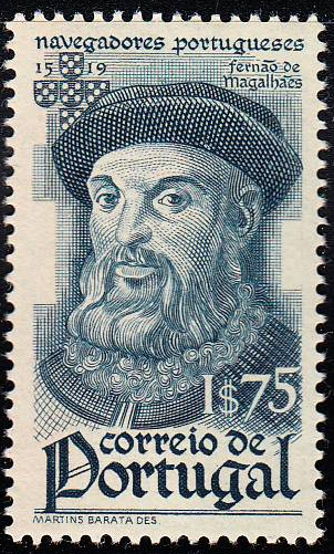 Nov. 28, 1520: After sailing through the dangerous straits below South America, Portuguese navigator #FerdinandMagellan entered the Pacific Ocean with 3 ships,1st European explorer to reach the Pacific from the Atlantic.