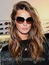 Surfer Girl Elegance Appears - Daria Werbowy head of hair swoop surfergirloutfits #fitness