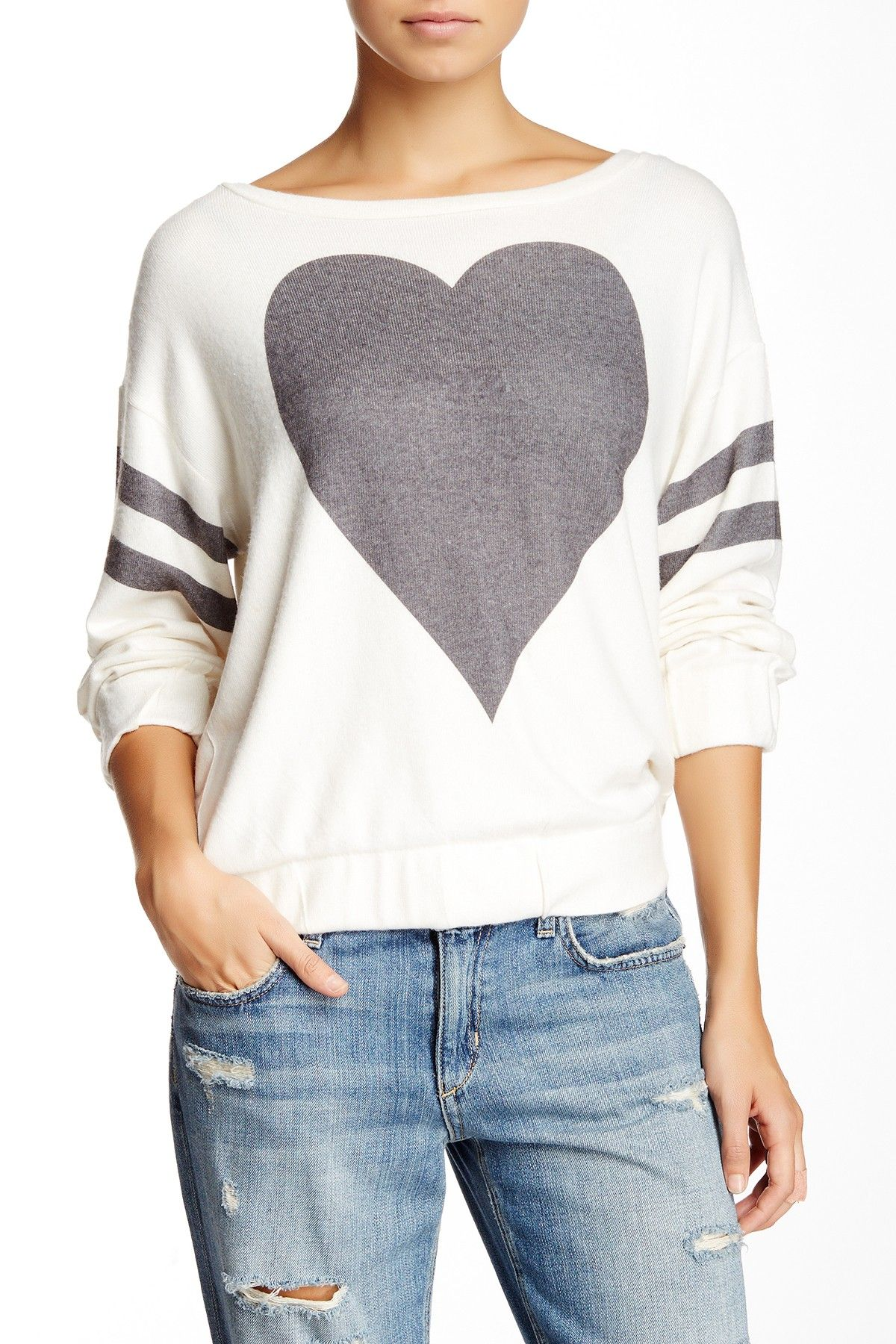 Banded Dolman Sweater