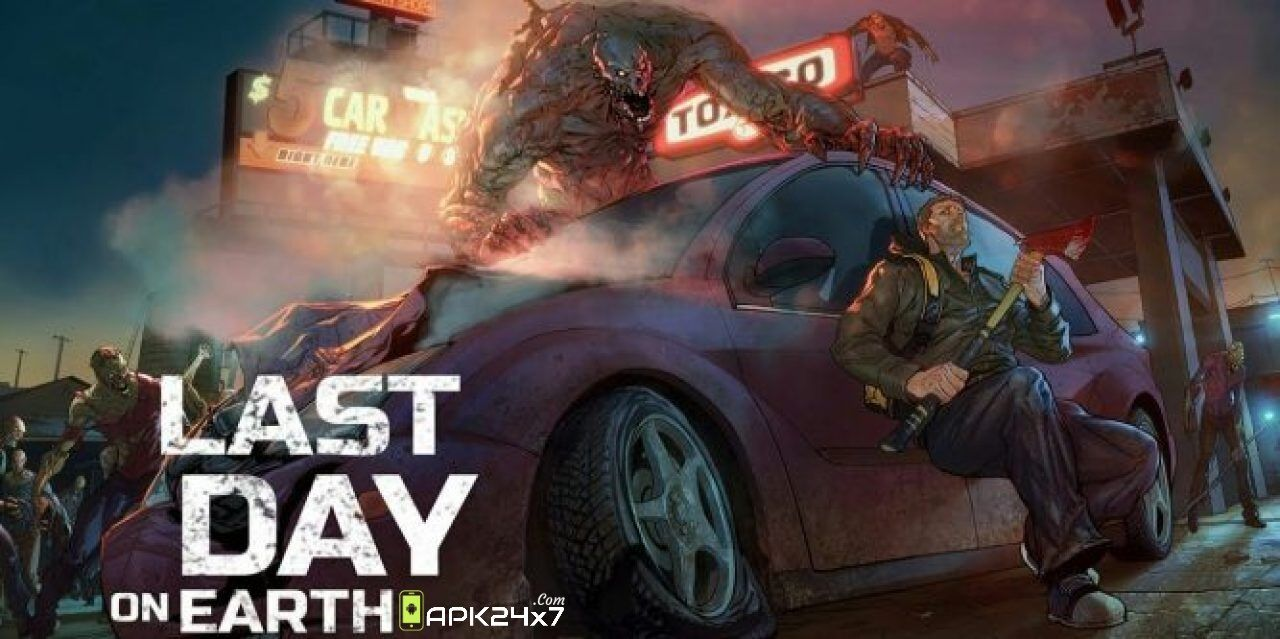 Last Day On Earth Survival V1 8 1 Mod Apk Data Cheating
