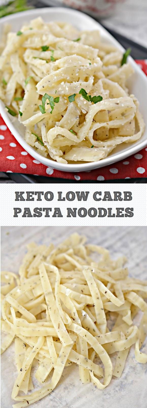 keto low carb pasta noodles ketogenic ketopasta  low