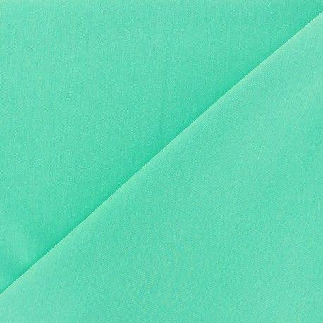 Tissu Gabardine Lycra Legere Opaline X 10cm Tissu Veste Tailleur Et Legere