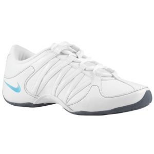 3b5542670b19cd Nike Musique IV - Women s - Cheer Dance - Shoes - White Cayman Flint Grey