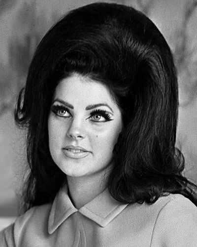 Well told. priscilla presley hair are