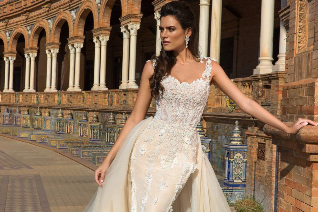 The Blushing Bride Boutique In