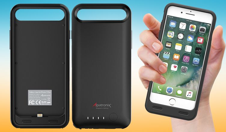 Best Iphone 8 Plus Battery Cases In 2017 Keep Your Phablet Charged