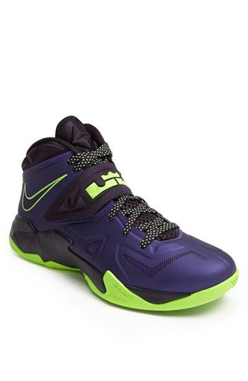 Nike \'Lebron Zoom Soldier VII\' Basketball Shoe (Men) available at ...