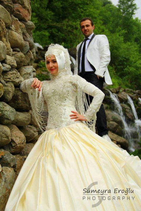 Turkish Muslim Wedding