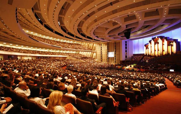 The 182nd Annual General Conference of the LDS Church.