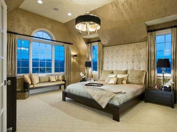 Licht Schlafzimmer ~ Tolle beleuchtung im schlafzimmer wohnideenn