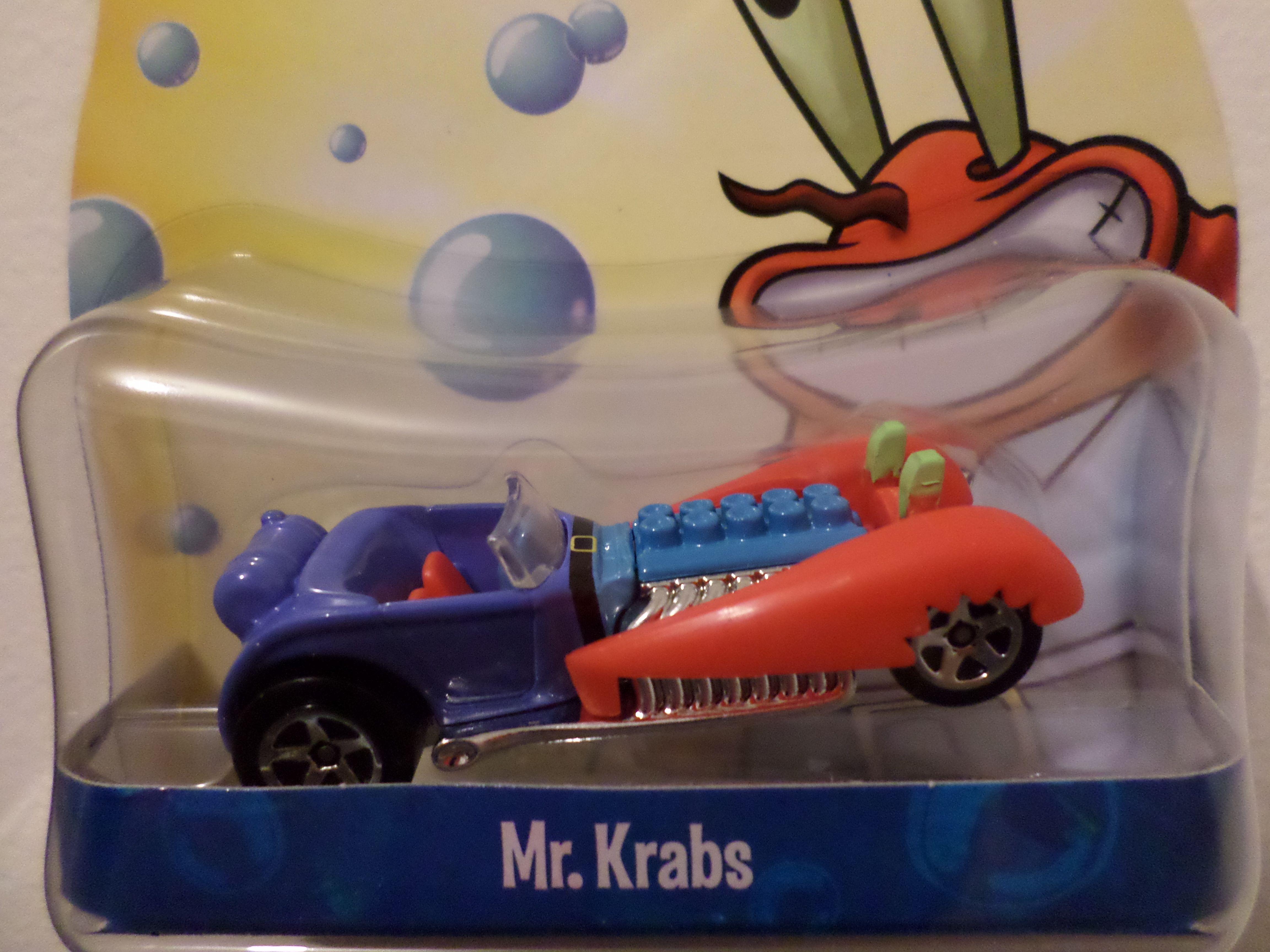 wheels mr krabs car my wheels pinterest