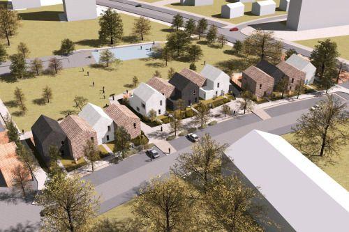 13 maisons PASSIVES Isolation en PAILLE et murs Ossature BOIS - maison bois et paille