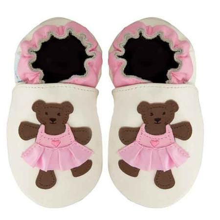 trendy infant shoes ivory