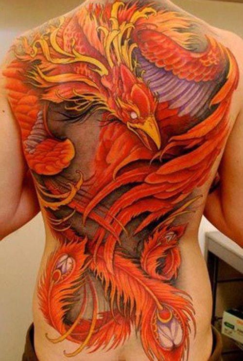 Phoenix Tattoofinder: Phoenix Tattoo, Phoenix Tattoo Design
