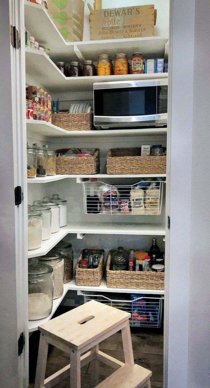 8 Smart Storage Space Suggestions For Teeny Tiny Pantries Avec